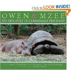 Owen and Mzee Story_Amazon.ca