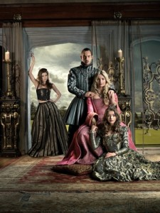 The Tudors Season 3_Henry With All His Women