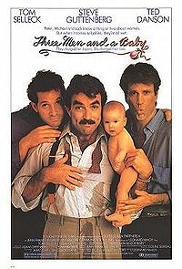 Three Men and a Baby_theatrical release poster_Wikipedia