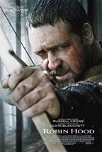 Russell Crowe in Robin Hood