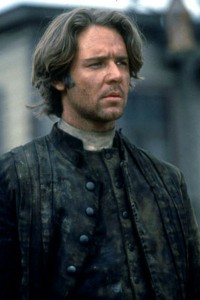 Russell Crowe as Cort in The Quick and the Dead