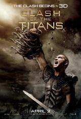 Clash of the Titans starring Sam Worthington