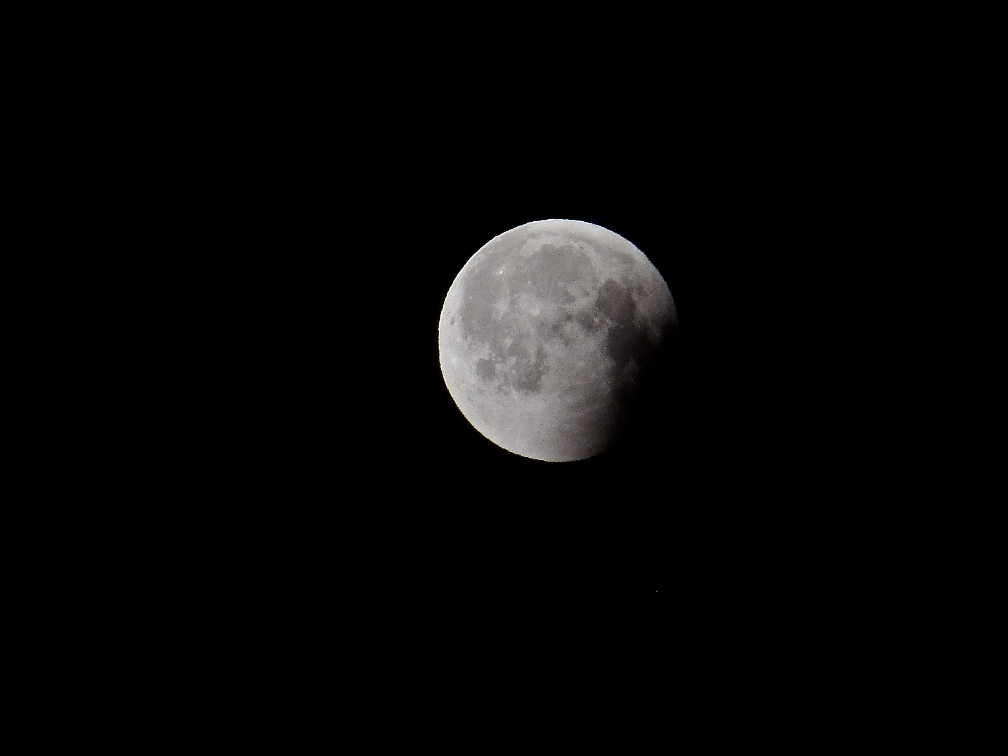Lunar Eclipse From Terrace 2010