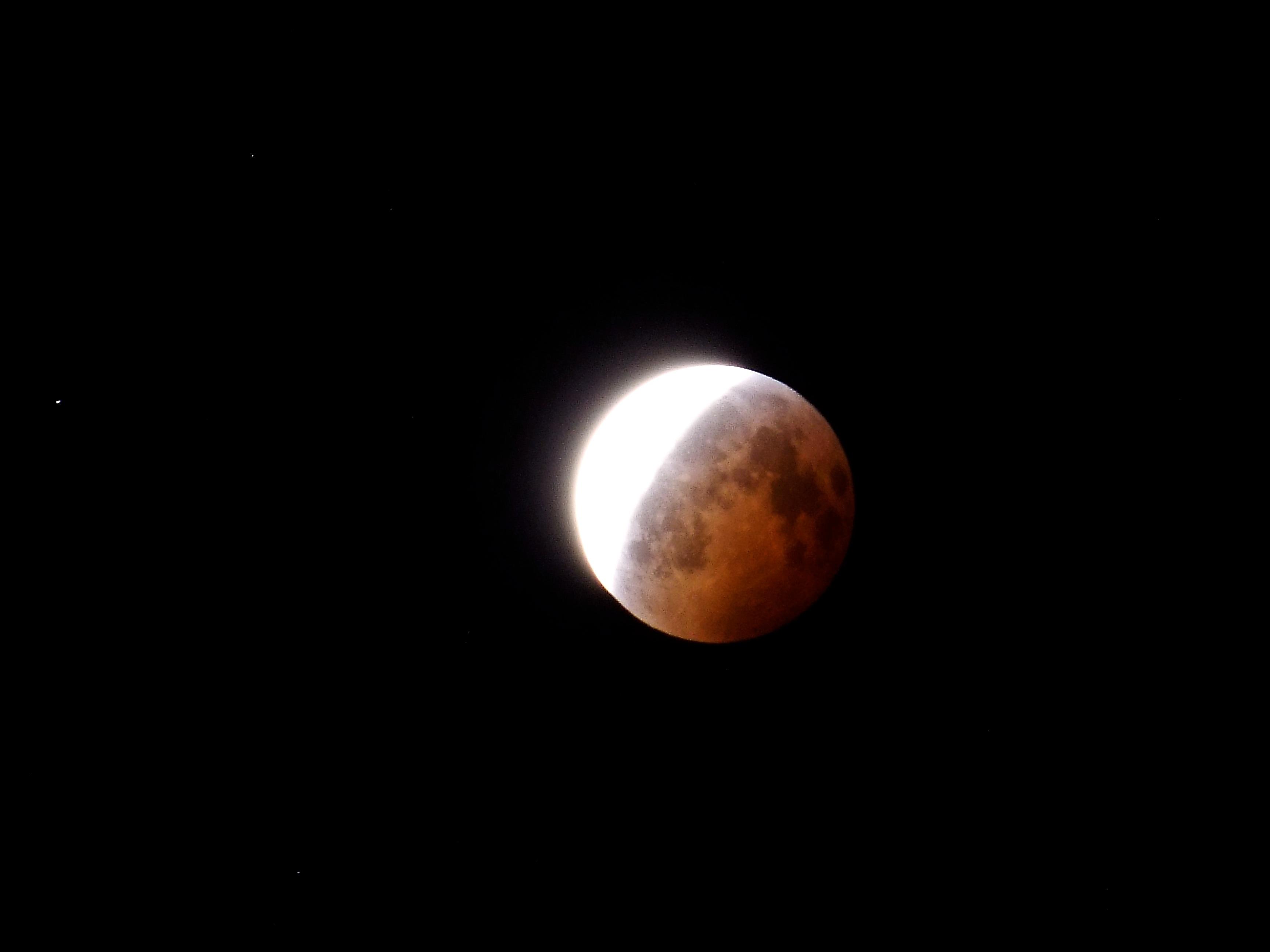 Lunar Eclipse Frome Terrace December 2010