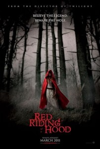 Red Riding Hood lurks into theaters March 11th!