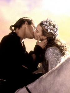 One of the first kisses I ever saw on screen and sighed over.