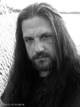 Author Sean Hayden
