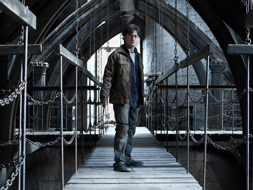Harry Potter and the Deathly Hallows Part 2 hot new pic!