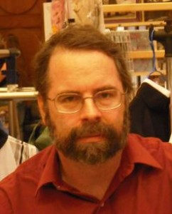 Author Marc Vun Kannon