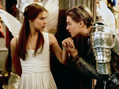 ... Leonardo DiCaprio and Claire Danes as the famously starcrossed lovers.