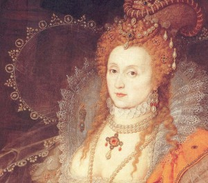 Elizabeth Tudor I_Queen of England