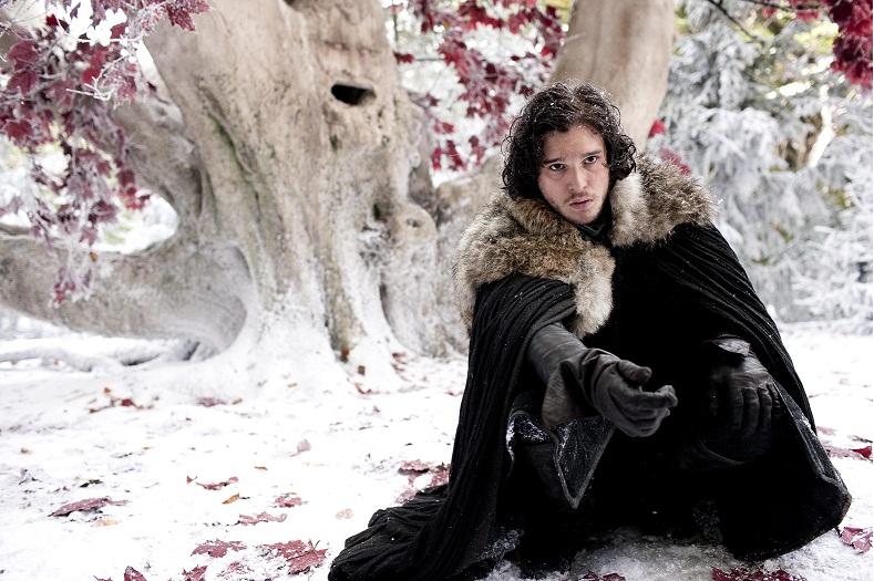Jon Snow Beckoning Ghost