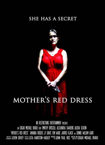 Mother's Red Dress A Social Issue Movie by John Paul Rice