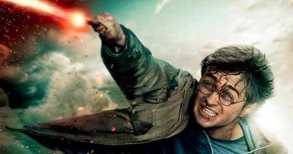 shocking Harry Potter